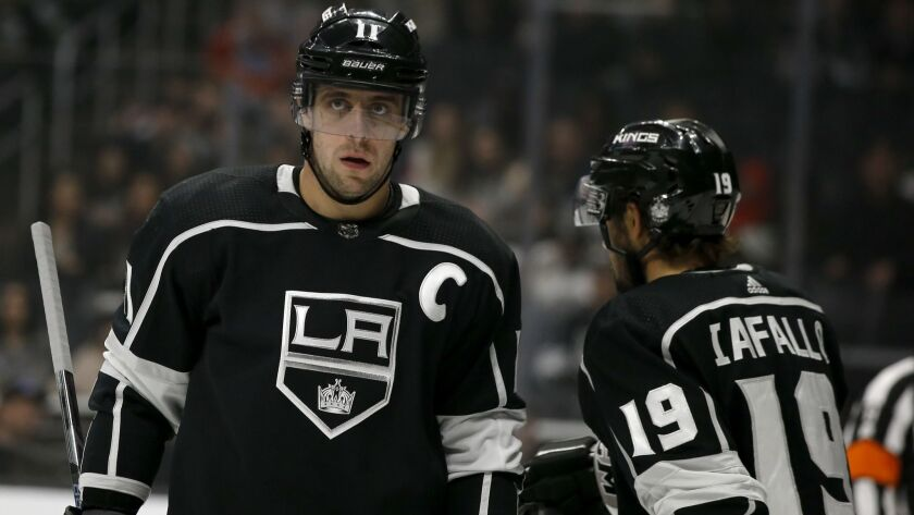 Kings center Anze Kopitar is running out of ways to answer questions about the team's subpar play this season.
