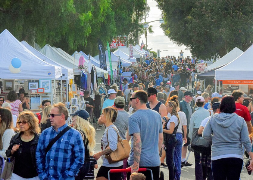 Carlsbad Village Faire