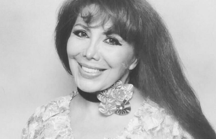 La vedette y actriz Diana Herrera falleció en México.(Facebook)