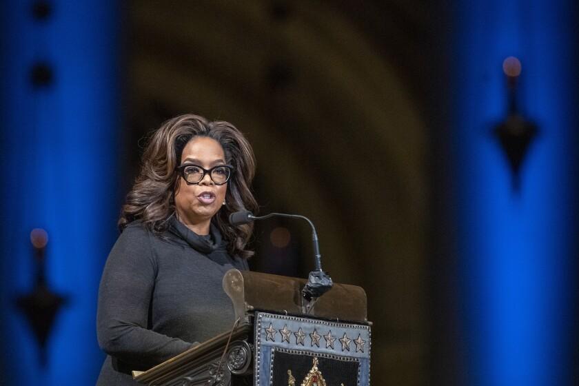 Oprah Winfrey and Ta-Nehisi Coates among speakers at tribute to Toni Morrison