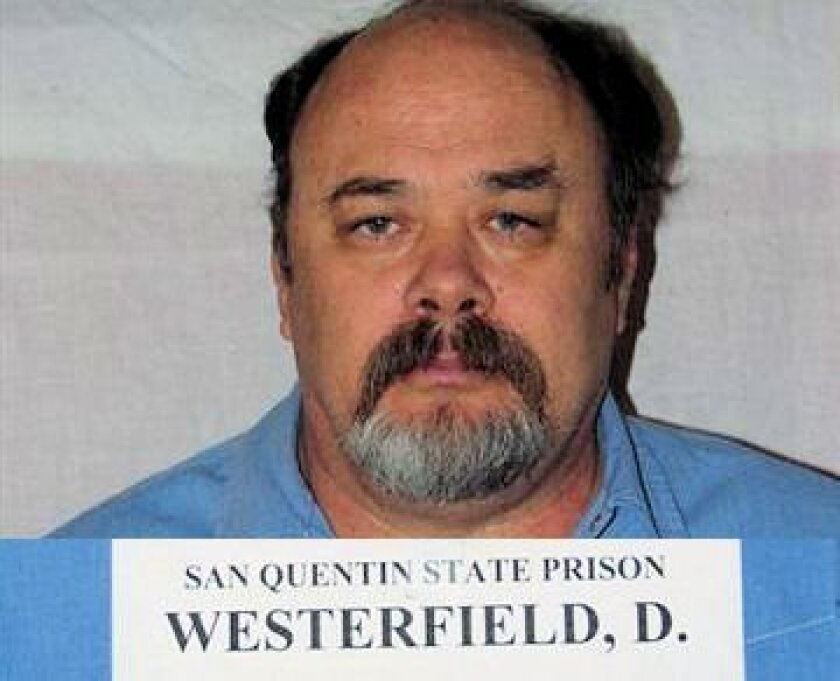 Child killer David Westerfield has been on Death Row for a dozen years.