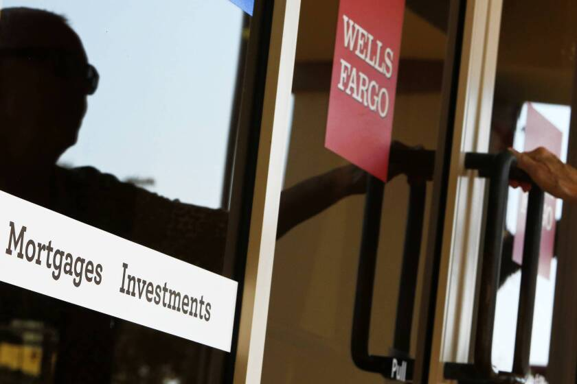 A fired Wells Fargo employee said the pressure to meet sales goals was intense.