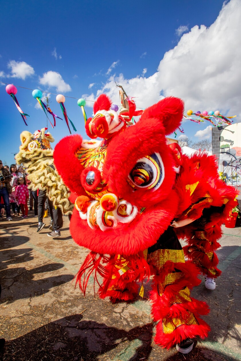 Here's where to celebrate Lunar and New Year Festivals ...
