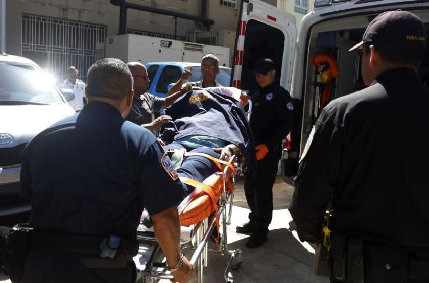 Una llamada al Sistema de Emergencias 9-1-1 alertó sobre el suceso, y al llegar la policía al lugar, encontraron el cuerpo de la fémina con múltiples heridas punzantes en diversas partes del cuerpo. EFE/Thais Llorca/Archivo