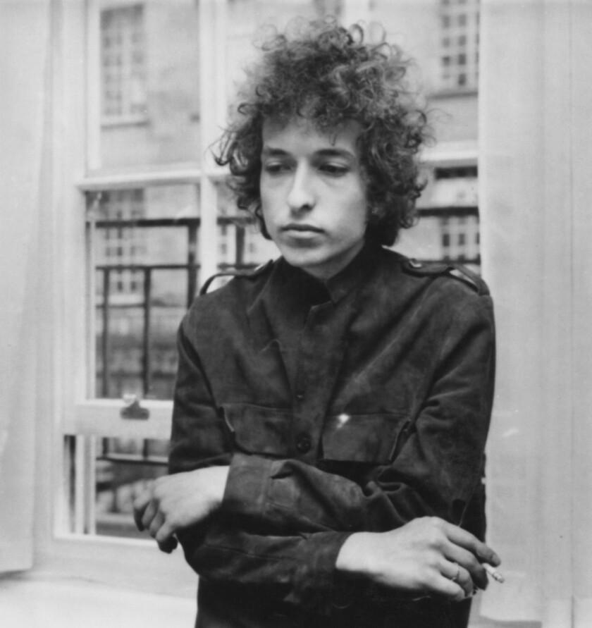 Bob Dylan 1966