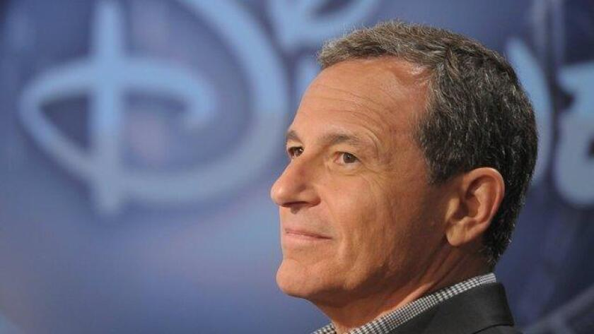 Disney CEO Bob Iger. (/ AP)