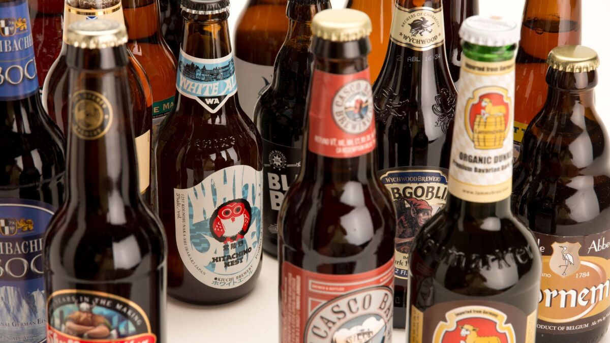 Microbrewed Beer Club offers best of-the-month subscriptions