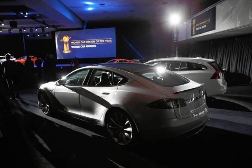 Tesla Motors to post its first profit