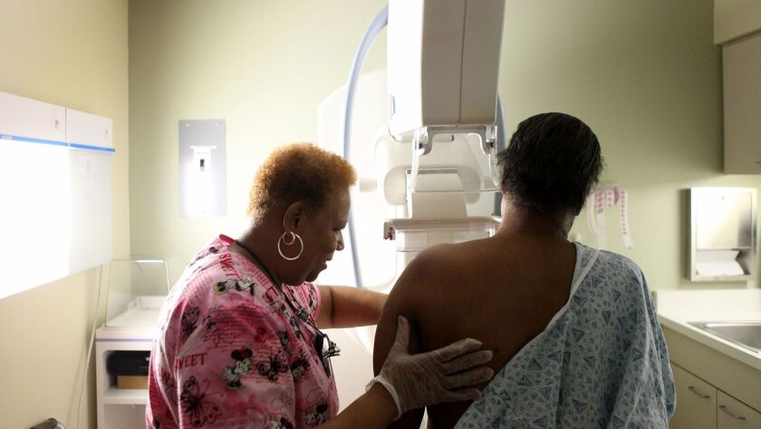 Among all types of cancer, breast cancer is expected to have the most new cases this year in the Uni