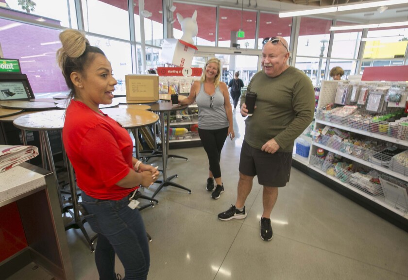 OB Target opens
