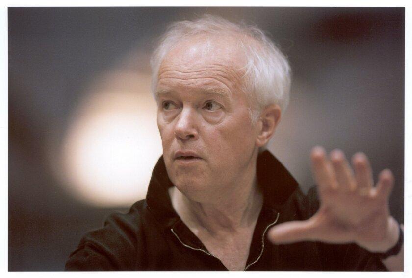 Conductor Edo Waart