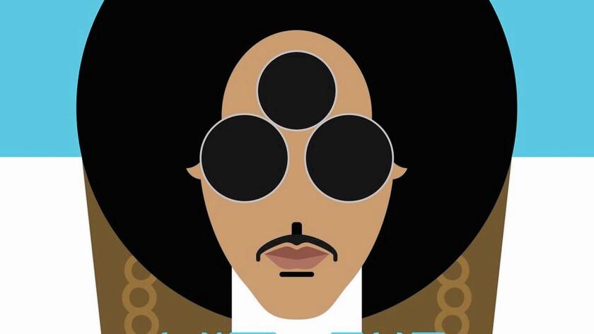 "Prince's new album is ""HitNRun Phase One."""