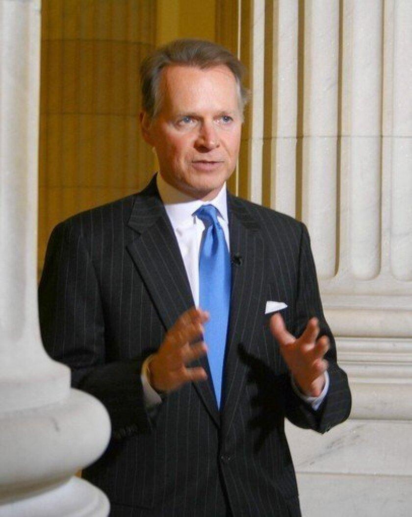 GOP congressman David Dreier was elected to the House of Representatives 16 times.