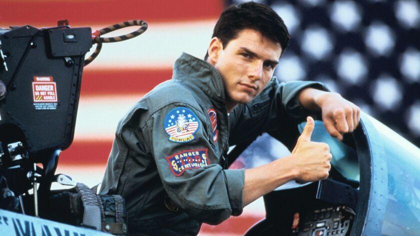 """Top Gun,"" starring Tom Cruise, screens June 28 at The Headquarters at Seaport."