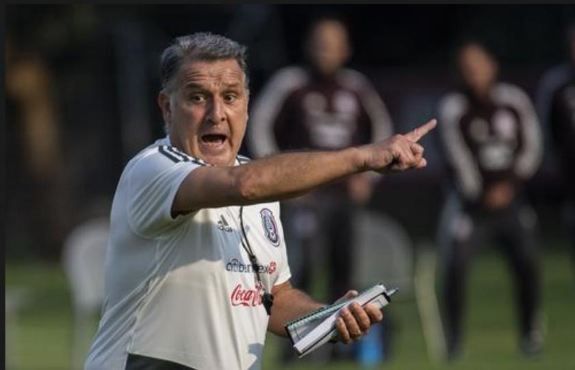 El estratega argentino Gerardo 'Tata' Martino
