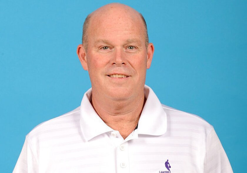 Bobcats Coach Steve Clifford, former Lakers assistant, is hospitalized