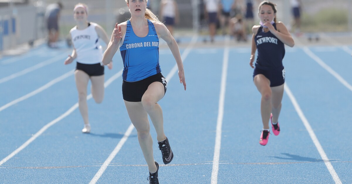 High School Roundup: CdM girls' track and field places fourth in Orange County Championships