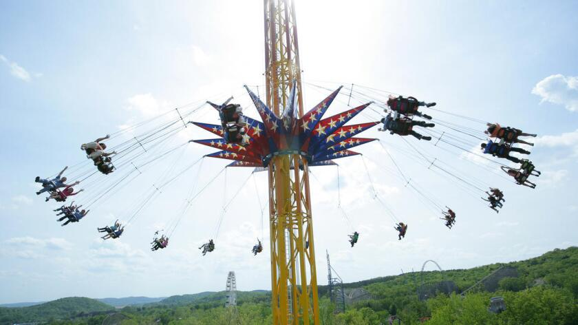 Star Flyer ride from Austria-based FunTime