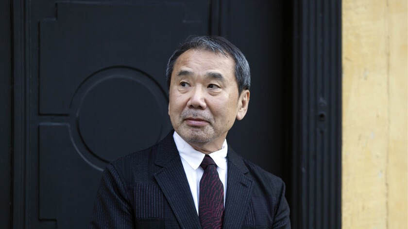 "Haruki Murakami's latest short story collection, ""Men without Women,"" is in its sixth week on our be"