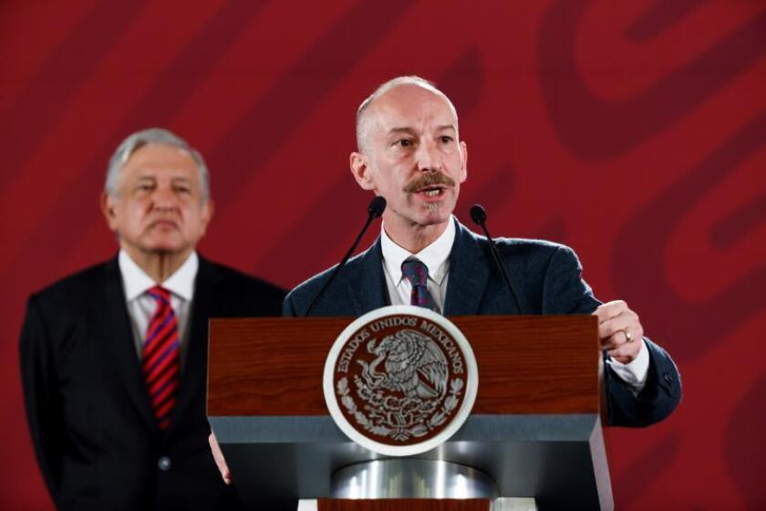 Nuevo comisionado contra adicciones en México busca giro a lucha antidrogas