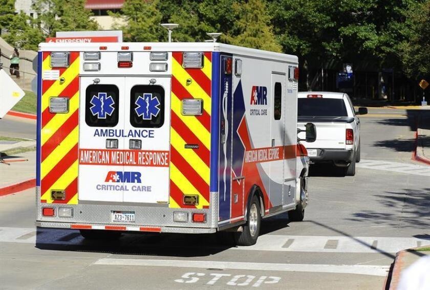 Al menos cinco personas murieron hoy al este de la ciudad de Nueva York en un accidente de tránsito que involucró a varios vehículos, uno de ellos robado, en el condado de Suffolk, en Long Island. EFE/Archivo