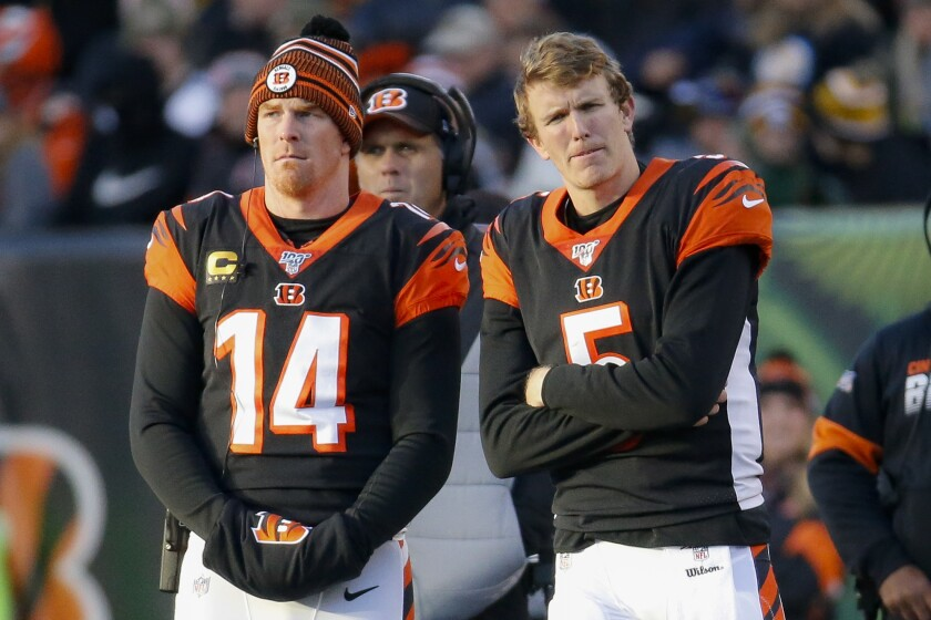 Bengals Set Club Record For Futility In Loss To Steelers
