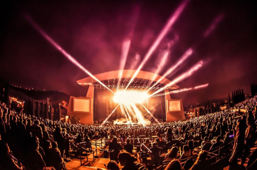 North Island Credit Union Amphitheatre will offer unlimited access lawn seat passes in 2020. The lawn passes debuted last year for the Chula Vista venue and for 28 other amphitheaters across the nation that are owned by Live Nation.