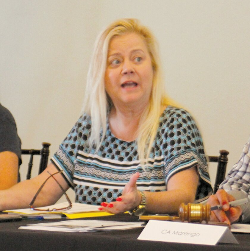 Sheila Fortune, La Jolla Village Merchants Association executive director
