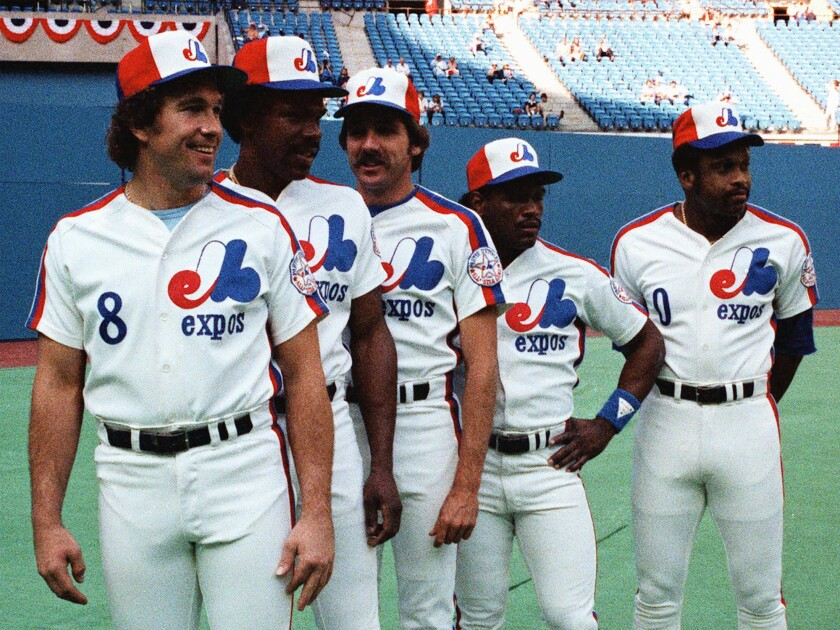 World Series-The Exports Baseball