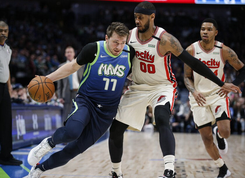 Clippers Will Try To Stop Luka Doncic Again Against Dallas