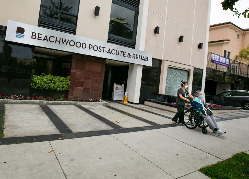 Beachwood Post-Acute & Rehab