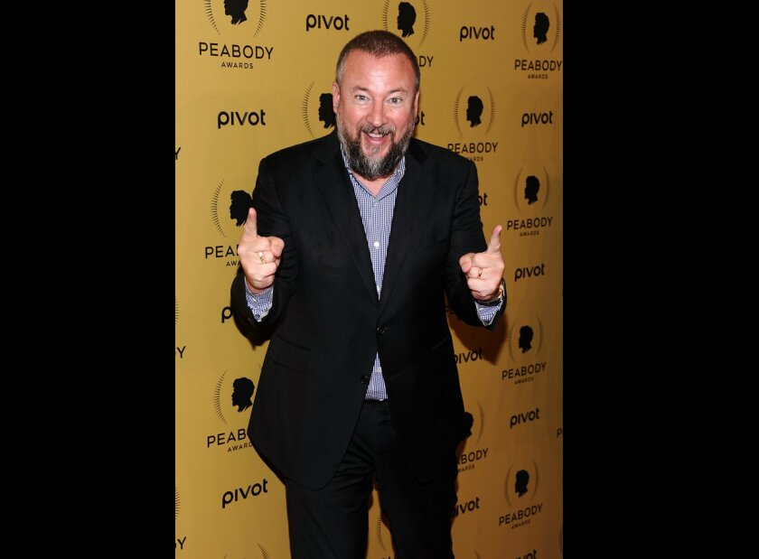 FILE - In this May 31, 2015 file photo, Vice co-founder and CEO Shane Smith attends the 74th Annual Peabody Awards in New York. Vice Media and A+E Networks are joining forces for a cable channel to be programmed by Vice Media with lifestyle and documentary fare aimed at the 18-to-34 demographic alr