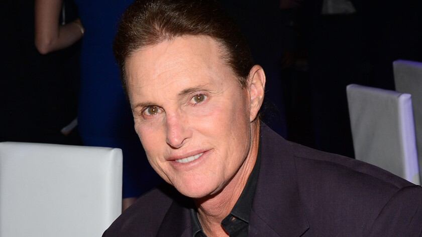 Bruce Jenner, shown at a charity event in Las Vegas last April, reportedly made the decision to transition to being a woman more than a year ago.