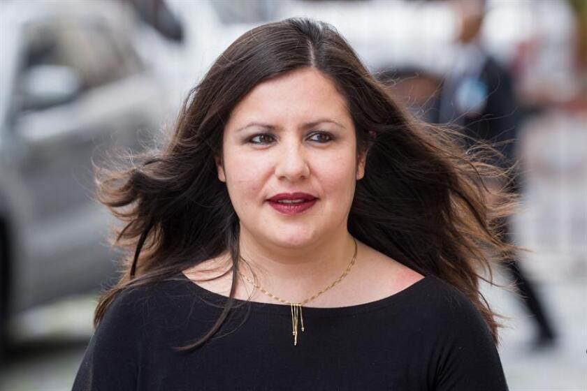 La directora de AI para las Américas, Erika Guevara Rosas. EFE/Archivo