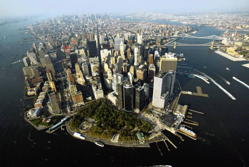 New York saw a greater population growth rate last year than in the prior decade, and Los Angeles grew at more than twice the average annual rate of the 2000s.