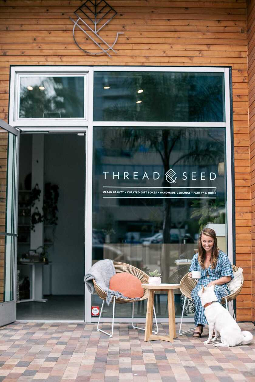 Thread & Seed in Banker's Hill.