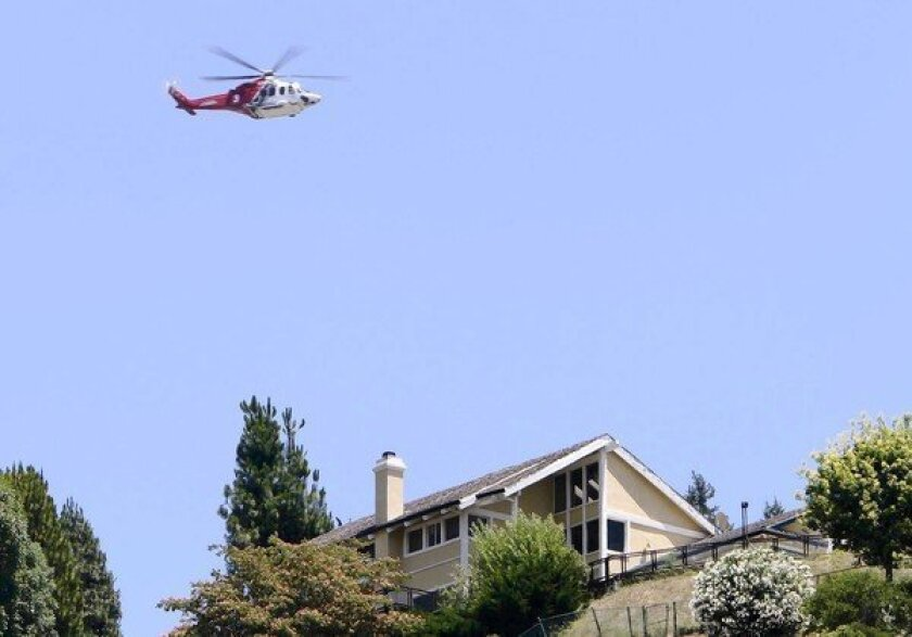 San Fernando Valley roundup: L.A. City Council supports regulating helicopter noise, Berman and Sherman to debate tonight