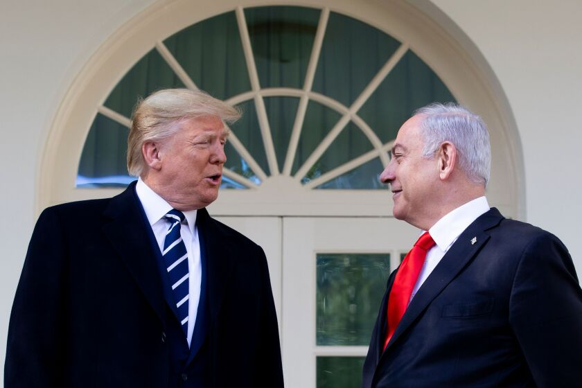 Trump's Mideast plan skews heavily toward Israel, with few concessions to Palestinians