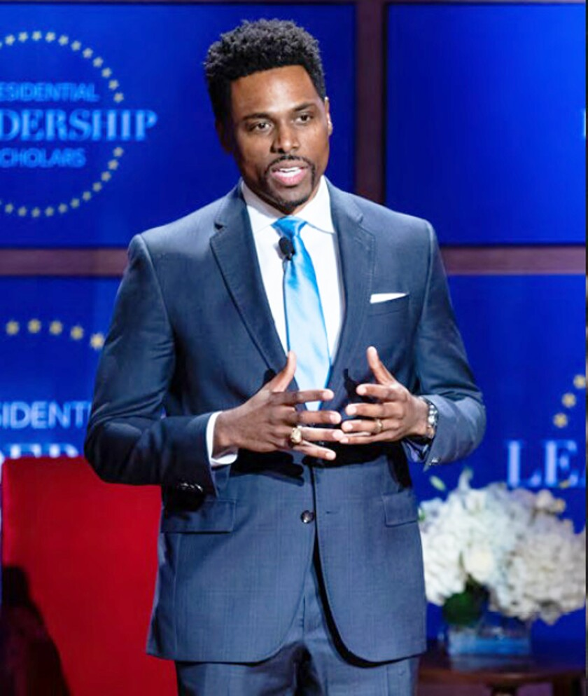 Daron K. Roberts will be a keynote speaker at the 2021 San Diego Business Summit.