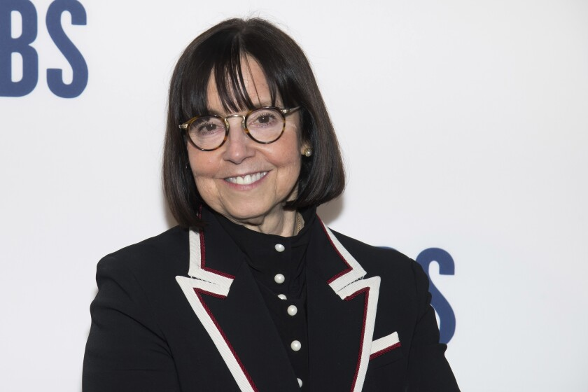 """FILE - Susan Zirinsky attends the CBS 2019 upfront on May 15, 2019, in New York. Zirinsky will lead """"See It Now Studios,"""" launched by CBS News. (Photo by Charles Sykes/Invision/AP, File)"""