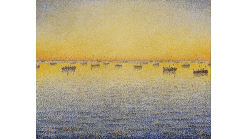 'Neo-Impressionism and the Dream of Realities: Painting, Poetry, Music'