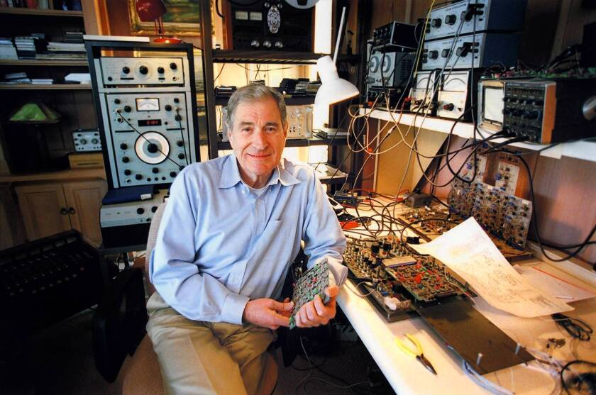 Ray Dolby dies at 80; engineer's sound system eliminated underlying noise