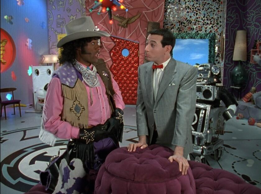 'Pee-wee's Playhouse'