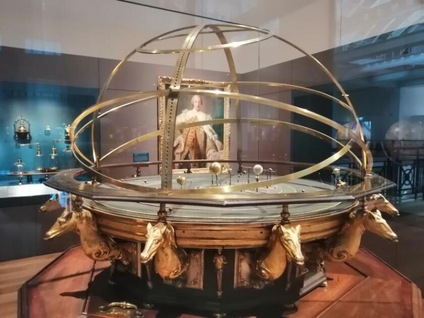 El Museo de Ciencias explora cómo Londres revolucionó la visión del mundo