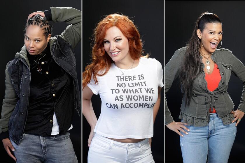 Tiffany Haddish Netflix special comedians