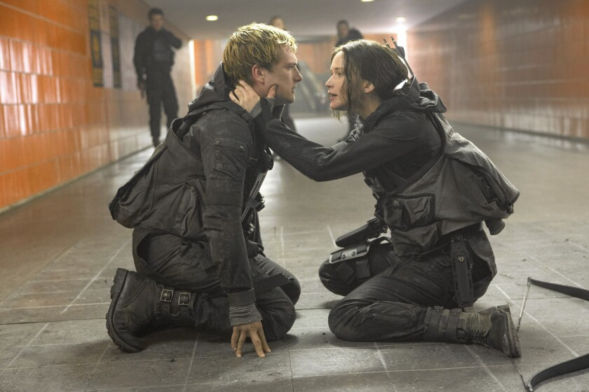 'The Hunger Games: Mockingjay - Part 2'