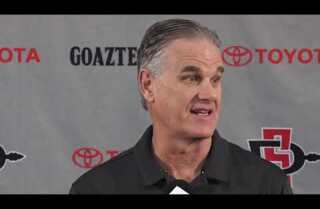 Aztecs prepare for Fresno State