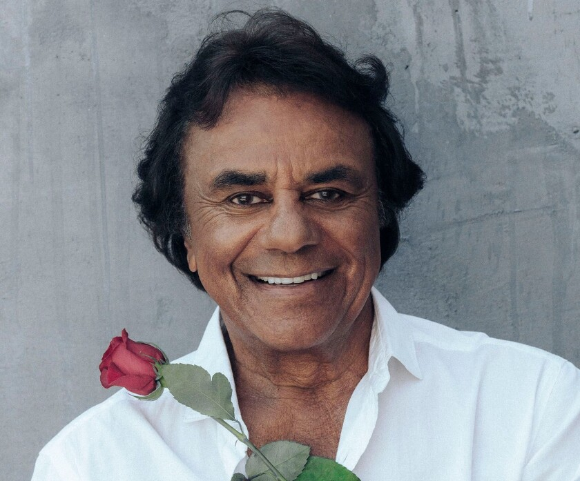 Johnny Mathis has sold more than 360 million records worldwide.