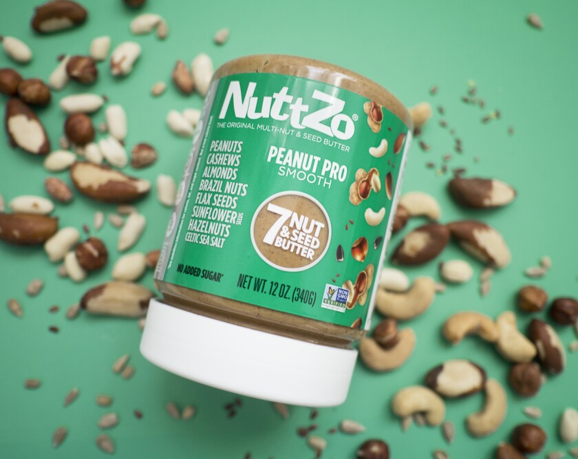NuttZo Peanut Pro Smooth