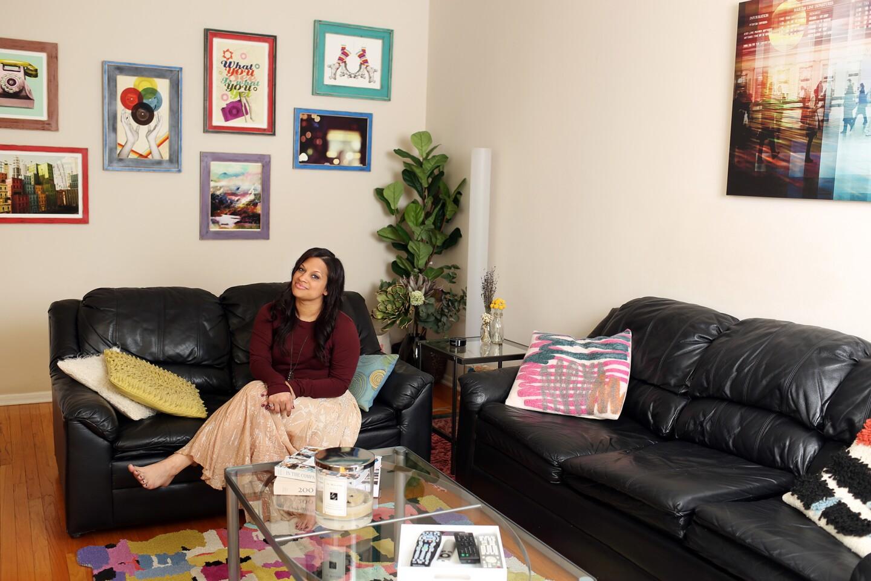 Photos My Favorite Room Actress Rati Gupta S Eclectic Living